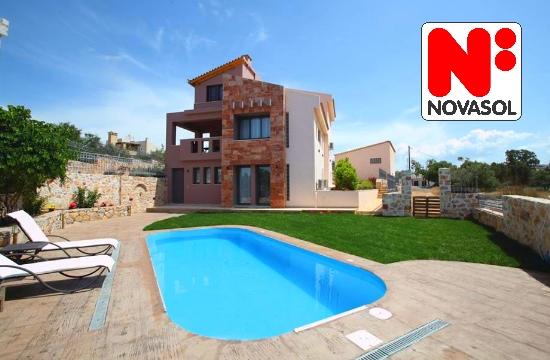 Wyndham Vacation Rentals company Novasol enters the Greek market