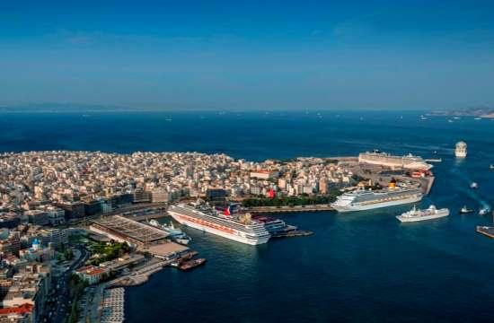 Cruise operators eyeing Piraeus port upgrade in Greece