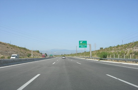 Greek ministers: Highway to Kalamata, Peloponnese to be complete in December