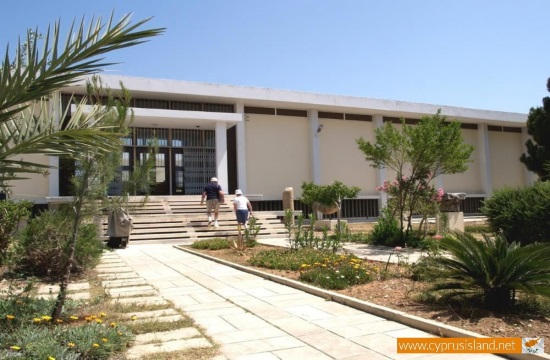 Cyprus Antiquities Department issues statement on Pafos Museum renovation