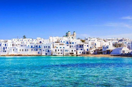 Travel Leisure Greek Island Of Paros Among 50 Best Places To In 2017