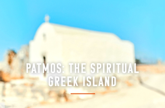 Conde Nast Traveller pays tribute to Patmos, the spiritual Greek island