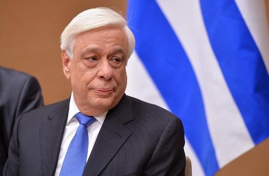 """Greek President backs China's """"One Belt, One Road"""" Initiative"""