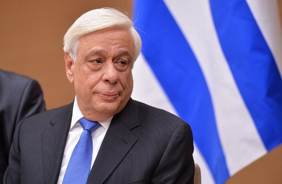 Greece's president: The ancient Greek spirit can help defend our culture