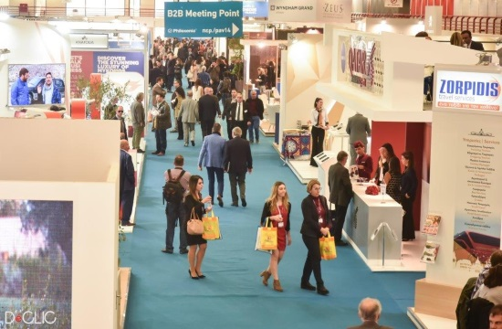 Record 415 exhibitors in Philoxenia and another 200 in Hotelia