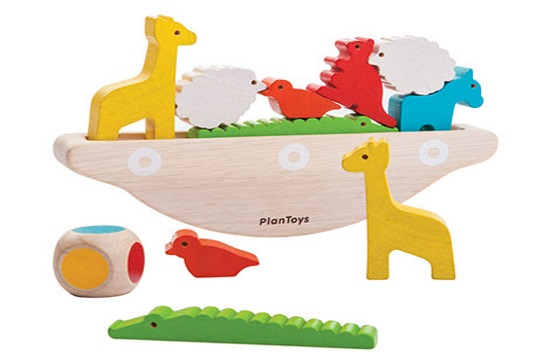 Sustainable toys stores all over Greek mainland and islands