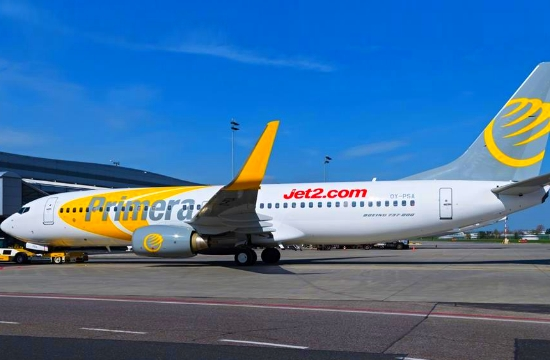 Primera Air adds Greek charter routes to Crete and Rhodes in Q3 2017