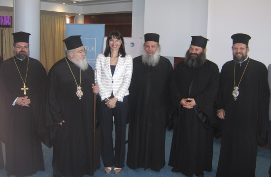 Minister Kountoura: Greece can satisfy Russians interested in religious tourism