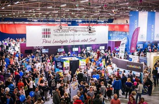 Europe's largest robotics festival Robotex to take place in Athens on April 4-5