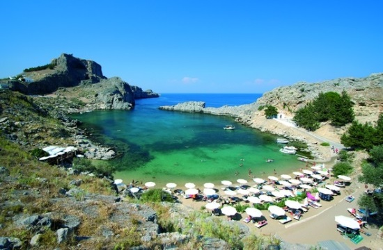 German tourism: + 45% bookings for Rhodes and + 27% for Heraklion in October