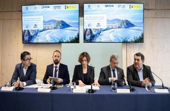 UNWTO: San Sebastián on World Gastronomy Tourism spotlight in May
