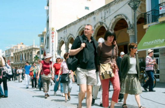 Greek Tourism Minister: Greece aims at increasing tourists from Russia