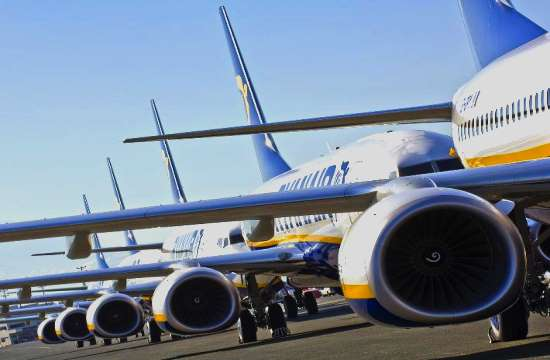 Ryanair's war against Greek government, travel agents, Germany and Fraport