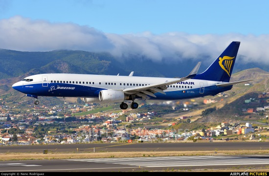 Ryanair announces new connection from Athens to Aqaba in Jordan