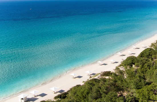 Sani Resort in Chalkidiki replaces all plastic straws with biodegradable ones
