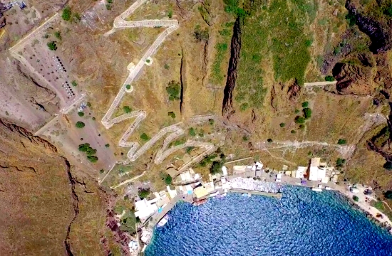 Akrotiri excavations on Santorini start again with Kaspersky funding