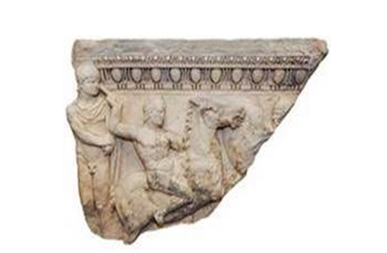 Stolen and smuggled part of sarcophagus to be repatriated in Greece after 30 years