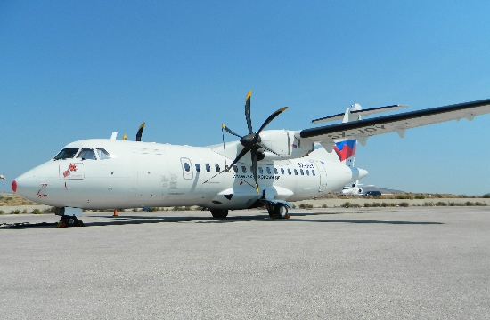 Sky Express starts flights to and from Chania in Crete and Athens