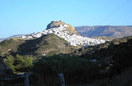 Kastropolitia fortress reopens on Greek island of Skyros in the Sporades