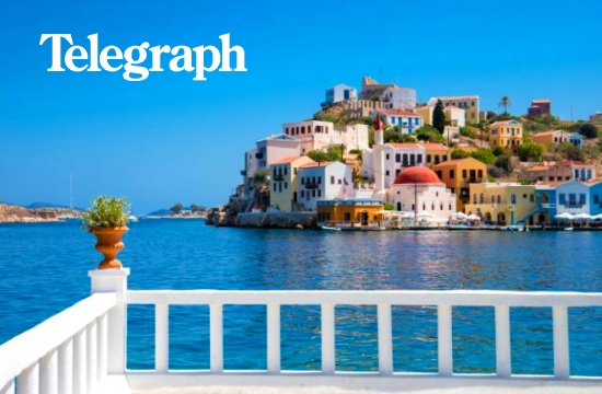 Telegraph: 6 out of 18 Europe's best secret islands are in Greece