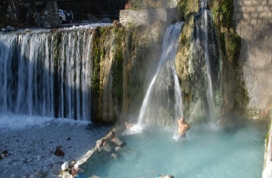 Great potential for thermal springs and hydrotherapy tourism in Greece