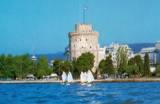 Greek PM to set up Prime Minister's Office in Thessaloniki
