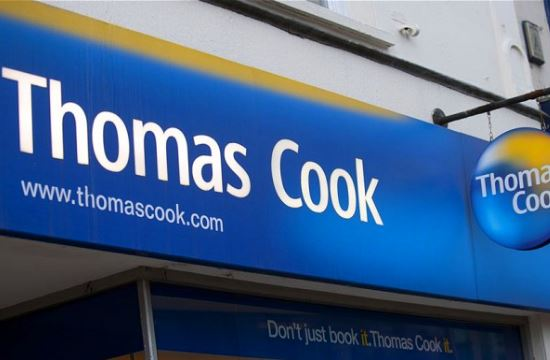 Thomas Cook Sees Profit Slump in UK Division