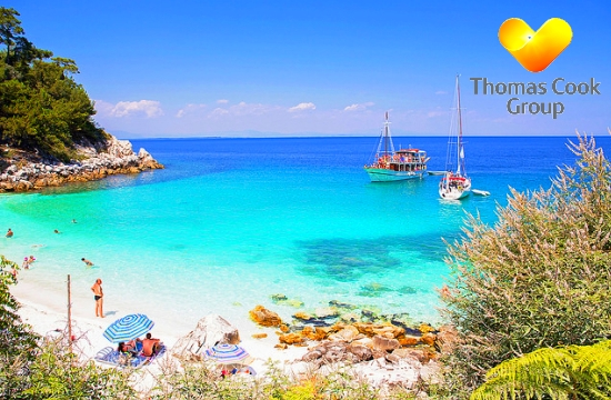 Thomas Cook: The best five beaches of Thassos
