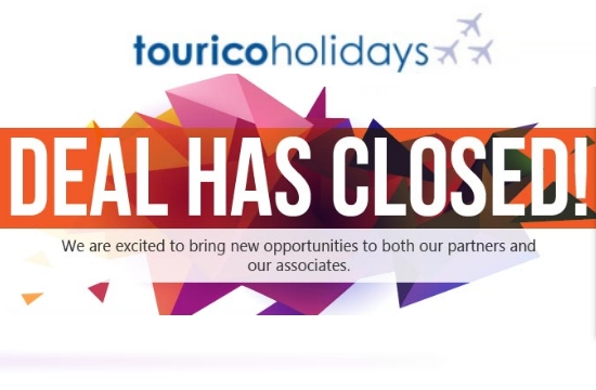 Tourico - TUI Germany agreement with access to 80,000 hotels