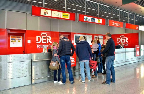 DER Touristik: German bookings for Greece lag but expected to recover
