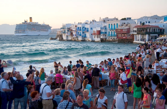 Media: Greek island of Mykonos ready to party like it's 2019 after shaking off pandemic