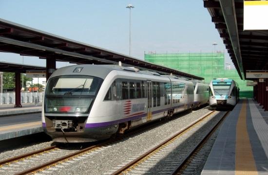 Suburban railroad service restored after Aspropyrgos fire in Attica