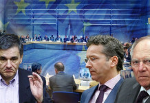 German Chancellor: Decisions for Greece are not made here