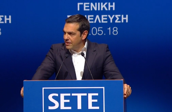 Greek PM: Tourism a vehicle for sustained high growth during recovery period as well
