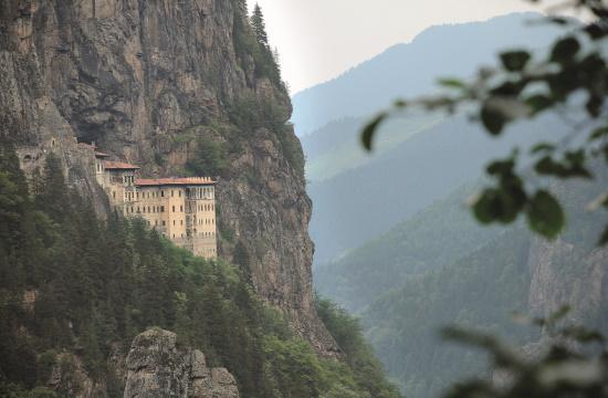 Monastery of Panagia Soumela reopens in Pontos of Turkey