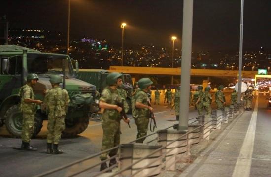 Another two Turkish servicemen request asylum in Greece