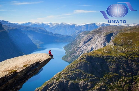 UNWTO message: Stay home today and #travel tomorrow