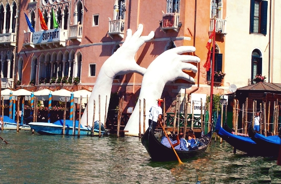 Venice's canals cleanest in living memory after Covid-19 lockdown