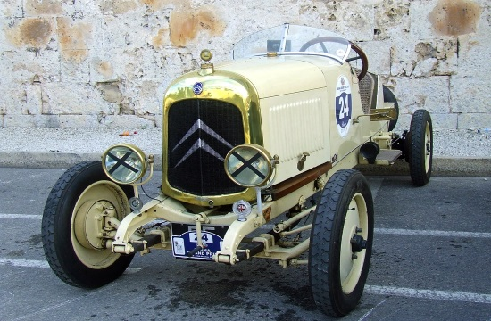 Road rules restricting use of vintage cars amended in Greece