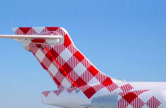 Volotea celebrates new base in Athens by selling tickets from €9