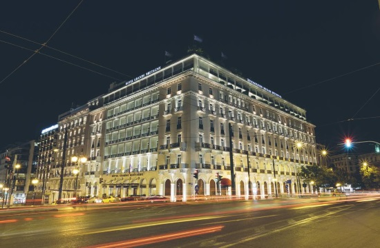 Lampsa: No plans for sale of Hotel Grande Bretagne in Athens