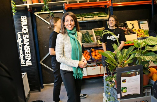 Expired-food supermarket opens second branch in Denmark
