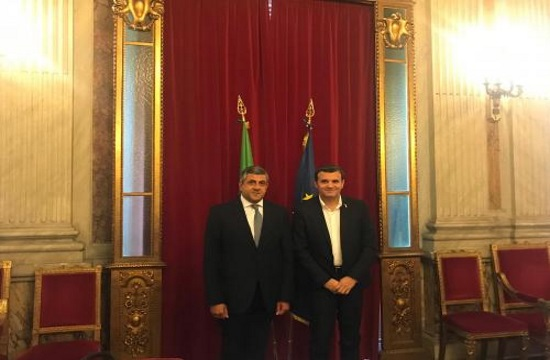 UNWTO Secretary-General on official visit to Italy to enhance partnership