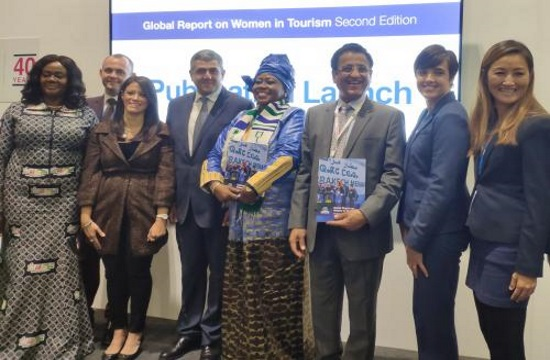 New UNWTO report: Tourism leading other global sectors in promoting gender equality