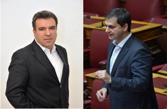 New leadership in Greek Tourism Ministry announced: Harry Theoharis and Manos Konsolas