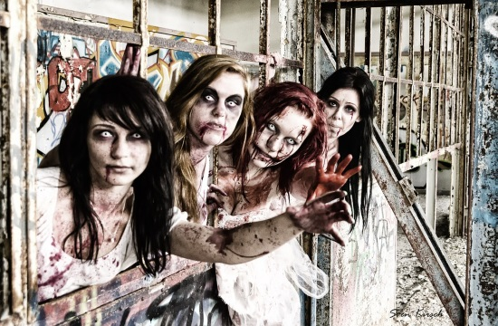 Zombies to descend on Athens in event running for 3rd year