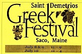 Ancient traditions celebrated at Biddeford's Greek Festival in Maine