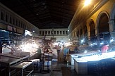 Visit the Athens Fish Market at the Varvakeios Agora