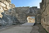 Greek Culture Ministry: Fire at Mycenae not damaged antiquities (videos)