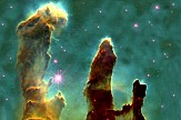 """NASA shows """"Pillars of Creation"""" as Universe's top tourist attraction"""
